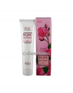 """Crème pour les mains """"Rose de Bulgarie"""""""