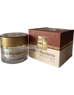 "Crème de jour ""Natural Cosmetic"" Argan Macadamia"