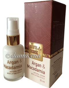 "Sérum ""Natural Cosmetic"" Argan Macadamia"