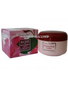 """Crème rafermissante pour le corps """"Rose de Bulgarie"""""""
