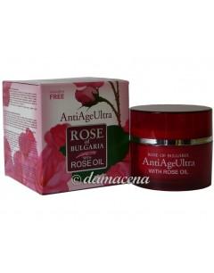 "Crème anti-âge ultra ""Rose de Bulgarie"""