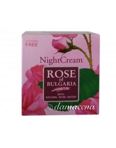"""Crème de nuit """"Rose de Bulgarie"""""""
