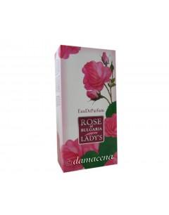 """Pulvérisateur d'eau de parfum """"Rose de Bulgarie"""" pour femme  de 50ml"""