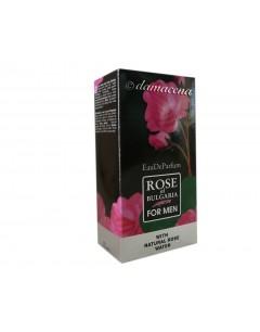 """Pulvérisateur d'eau de parfum """"Rose de Bulgarie"""" pour homme"""